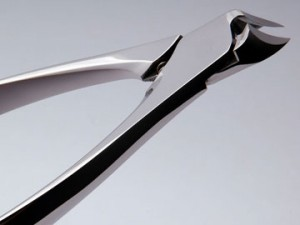 SUWADAのミラー型爪切り