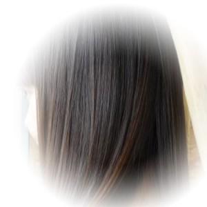 椿油を使って美髪になった