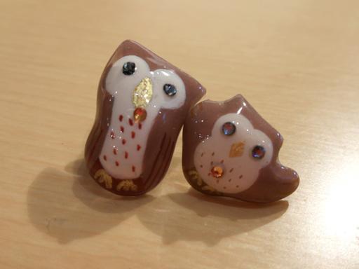 自分だけのオリジナル猫&フクロウのアクセサリーを作ってみませんか?