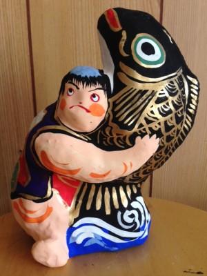 張子の五月人形
