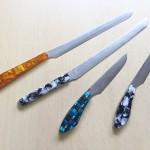 体験で作れるペーパーナイフ