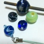 Glass bead making workshop example